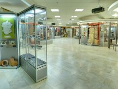 Экспозиция, посвященная истории республики.Хранить вечно! Национальный музей Чувашии отмечает 100-летний юбилей национальный музей Чувашии