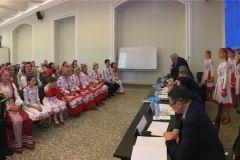 В Санкт-Петербурге проходят Дни чувашской культуры