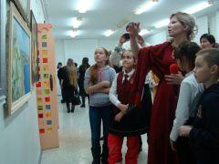 radugha_vystavka_5.jpgВ чебоксарском КВЦ «Радуга» открылась выставка новочебоксарской художницы Марии Любимовой Радуга Выставка