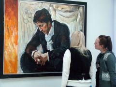 radugha_vystavka_9.jpgВ чебоксарском КВЦ «Радуга» открылась выставка новочебоксарской художницы Марии Любимовой Радуга Выставка
