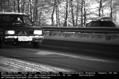 Стоп-кадр с видеокамеры. Фото из соцсетейНа трассе Чебоксары-Новочебоксарск водитель разогнал ВАЗ-2105 до 154 км/ч максимальная скорость движения