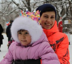 ВАЛЕРИЯ с дочерьюВолшебник в гости приглашает Новый год-2017