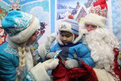 В резиденции Деда Мороза в Новочебоксарске. Зима, Новый год! А мы — в путешествие! время отдыхать в Чувашии