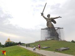 Фото www.volgograd.kp.ruМощно, грандиозно! Память поколений 75 лет Победе