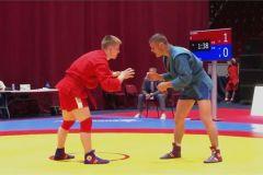Самбисты Чувашии в составе команды ПФО выиграли Международный турнир «Победа»