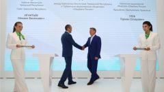 Чувашская Республика и ПАО «Сбербанк России» договорились о взаимодействии в рамках реализации инвестиционных проектов