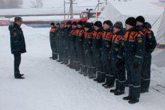 Спасательные службы Чувашии функционируют в режиме повышенной готовности