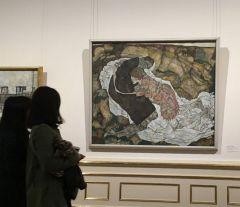"""У картины Шиле """"Смерть и девушка"""".Моцарт, штрудель, Бельведер Колесо путешествий"""