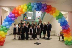 В Новочебоксарске после капитального ремонта открылась школа №2