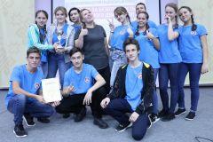 Школа № 4Александр Карпов: Необычный год завершен последний звонок