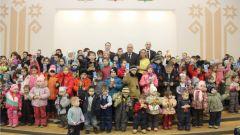 3 тысячи шоколадок собрали в Новочебоксарске в рамках благотворительного проекта