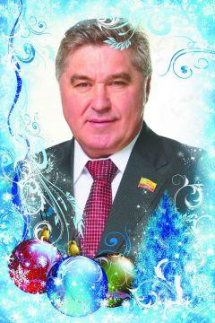 Сергей СЕМЕНОВ, депутат Госсовета Чувашской РеспубликиПусть дела идут в гору  и удача с нами в ногу