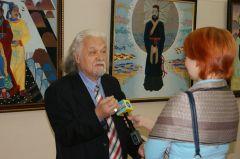 Слово— автору.  Фото из архива Новочебоксарского  художественного музеяМир в мифах  и легендах Выставка Палитра событий