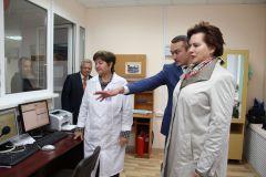skoraiapomoshch_1.JPGВ Новочебоксарске капитально отремонтировали подстанцию скорой помощи Скорая медицинская помощь Министр здравоохранения медицина в Чувашии