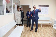 skoraiapomoshch_3.JPGВ Новочебоксарске капитально отремонтировали подстанцию скорой помощи Скорая медицинская помощь Министр здравоохранения медицина в Чувашии