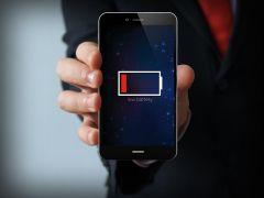 Названы причины быстрой разрядки смартфона
