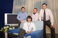 журналисты ЧувашииСоюзу журналистов Чувашской Республики – 95 лет