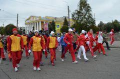 Около 2300 участников собрал Всероссийский день ходьбы в столице Чувашии