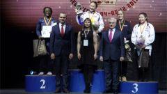 В Чебоксарах завершился Кубок России по женской вольной борьбе среди женщин на призы Главы Чувашской Республики Спорт