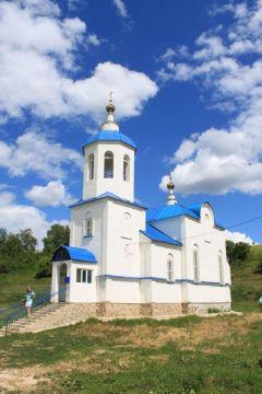 Действующая старообрядческая церковь в Соболевском.Свияга всё помнит. Испокон веку река притягивала казаков, старообрядцев, зодчих Путешествуем по России