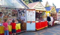 Сегодня в Чебоксарах бесплатные экскурсии по маршруту «Сердце города» 12 июня — День России