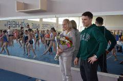 Танец для чемпионов Дарьи Спиридоновой и Никиты Нагорного. Фото автораМне бы хоть пальчиком до них дотронуться! Чемпионы