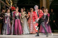 Фото Сергея МаксимоваОперный фестиваль: «Риголетто» XXVII Международный оперный фестиваль