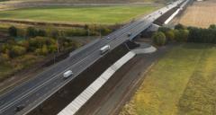 Движение на Цивильском мосту началосьНа реконструированном мосту через Большой Цивиль запущено движение  мост