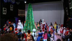 Экспериментальный театр порадует своих зрителей премьерой спектакля «Новогодние окна»