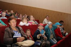 tieatry.jpg55-летие Новочебоксарска: в ДК «Химик» состоялось первое выступление в рамках недели премьерных показов театров Чувашии «Театр для всех» День города