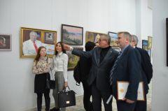 В Центре современного искусства открылась выставка «Весна - 2017» Выставка