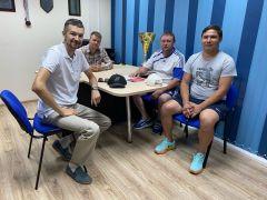 """В ХК """"Чебоксары"""" новый главный тренер ХК Чебоксары"""