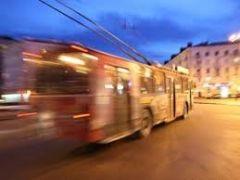 Сегодня троллейбусы будут ходить до полуночиСегодня в Чебоксарах общественный транспорт будет работать до полуночи День города