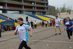 Химпромовцы заняли 3 место в эстафете на призы газеты «Грани» Химпром