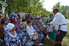 День деревни Толиково.  Урожай собран –  можно праздновать День деревни