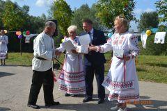 Фото Любови ИВАНОВОЙУрожай собран –  можно праздновать День деревни