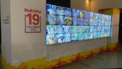 Видеостена в ЦОНЗа выборами в Чувашии можно будет следить в ТВ-эфире и онлайн Выборы - 2021