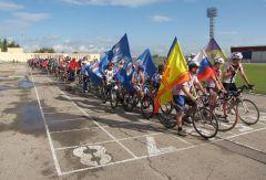 vieloprobiegh.jpgВ честь Андрияна Николаева состоится велопробег велопробег солнце на спицах Андриян Николаев