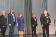 В День химика ПАО «Химпром» поздравлял, награждал и удивлял Химпром