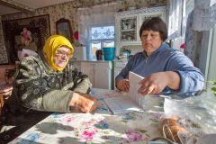 Выплата придет  вместе с пенсией пенсионер