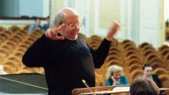 Геннадий Рождественский ушел от нас на 88-м году жизниОдин из лучших дирижеров страны ушел из жизни классическая музыка