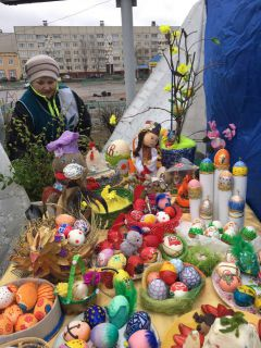 В Новочебоксарске определили победителей смотра-конкурса «Пасхальная радость-2017» (фото) Пасхальная радость Пасха