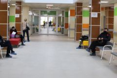 Амбулаторный центр. Фото cap.ruОпыт амбулаторного ковид-центра Центральной городской больницы будет тиражирован в больницах Чувашии
