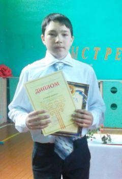 """Девятиклассник из Чувашии награжден медалью """"За спасение погибавших"""""""