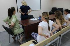 Занятия в школе психологической подготовки к родам.Там, где маму ждет помощь Нацпроекты демография