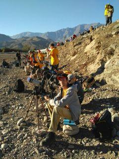 Александр Матвеев полетел в Чили, чтобы увидеть солнечное затмениеЛучше один раз увидеть: чебоксарец поехал в Чили, чтобы понаблюдать солнечное затмение чили солнечное затмение клуб научных путешествий Астроверты