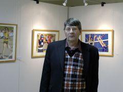 В Чувашском художественном музее открывается выставка Валерия Железнякова