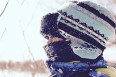 ХолодноЗа прошедшие выходные в службу скорой помощи с симптомами обморожения обратились 24 человека похолодание
