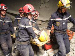 ziemlietriasieniie_v_Ispanii.jpg10 человек погибли от землетрясения в Испании спасатели Лорка Испания землетрясение жертвы