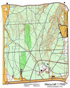 Карта территории Ельниковской рощи.  На ней особо выделена Яблоневая поляна, которая не входит в особо охраняемую природную зону.Яблоневая уже не поляна, а пустырь! Яблоневая поляна Резонанс Ельниковская роща